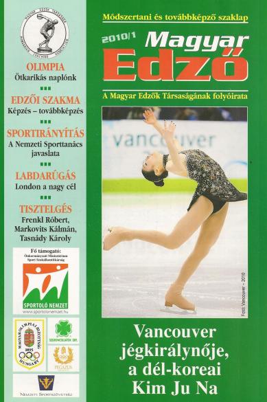 Magyar Edző 2010-1