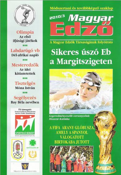 Magyar Edző 2010-3