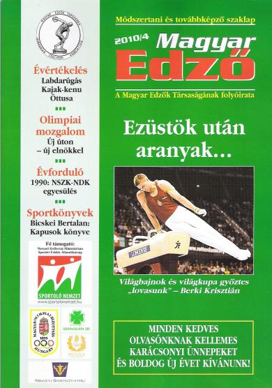Magyar Edző 2010-4