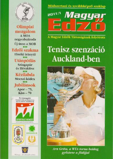 Magyar Edző 2011-1