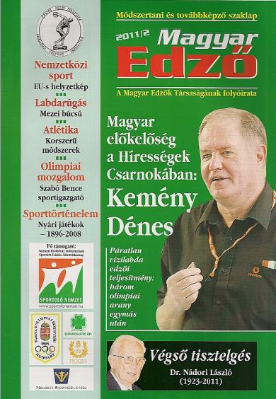 Magyar Edző 2011-2