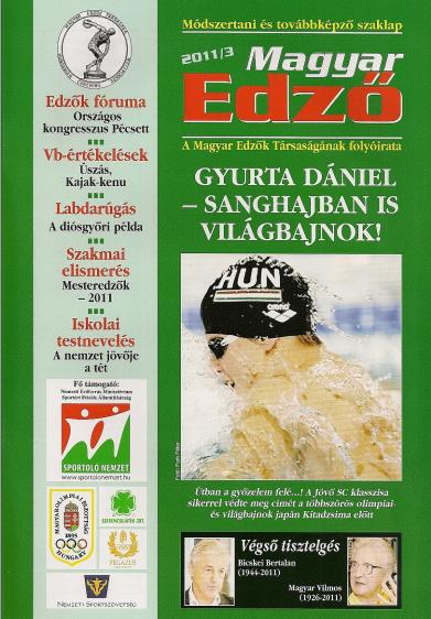 Magyar Edző 2011-3