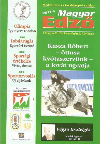 Magyar Edző 2011-4