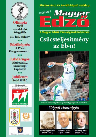 Magyar Edző 2012-1