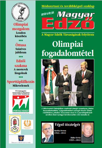 Magyar Edző 2012-2