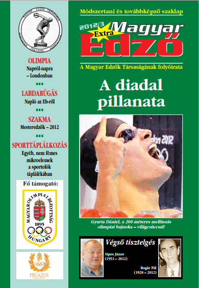 Magyar Edző 2012-3