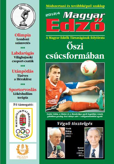 Magyar Edző 2012-4