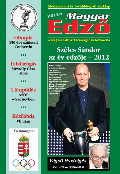 Magyar Edző 2013-1