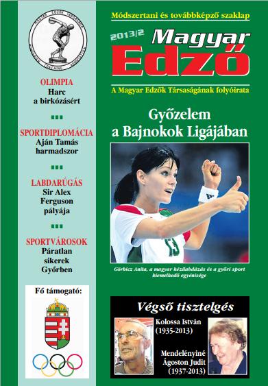Magyar Edző 2013-2
