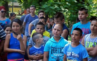 Kerekasztal beszélgetés roma fiatalok felzárkóztatásáról, összegzés 2013