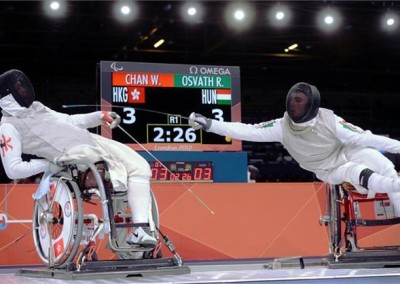 Paralimpiai felkészítő edzők II.konferenciája 2015.május.21.