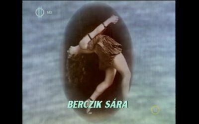 Berczik Sárára emlékezünk