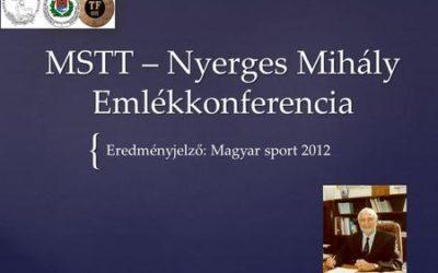 Eredményjelző: Magyar sport 2016 – konferencia  2017.január.26.