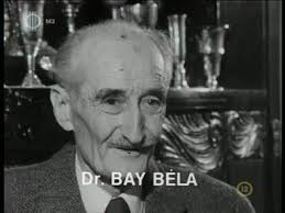 1907. február 8-án született Bay Béla
