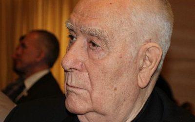 Papnak szánták a ma 80 éves Dávid Sándort