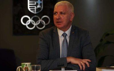 Lehmann László látja el a jövőben a Magyar Olimpiai Akadémia főtitkári feladatait