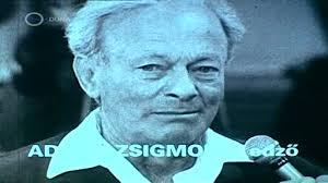1901. április 17-én született Adler Zsigmond