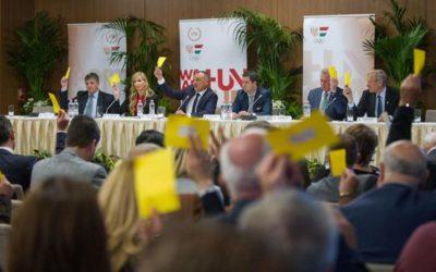 A MOB közgyűlése elfogadta a szervezet új alapszabályát, marad a taglétszám