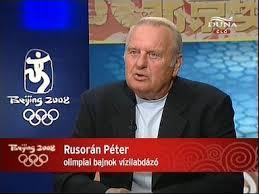 1940.április 11-én született Rusorán Péter mesteredző