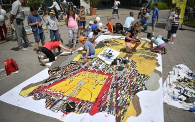Debrecenben ünnepel az idén 30 éves diákolimpiai mozgalom