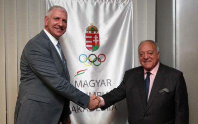 Megalakul az Európai Olimpiai Akadémiák Szövetsége