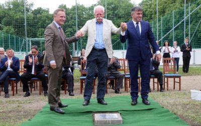 Wáberer György nevét viseli majd az új sárospataki sportaréna
