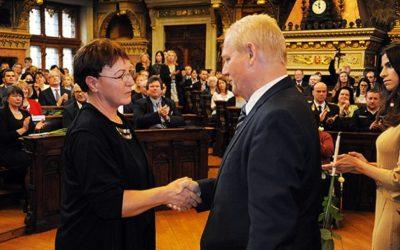 Öten kaptak Papp László Budapest Sportdíjat
