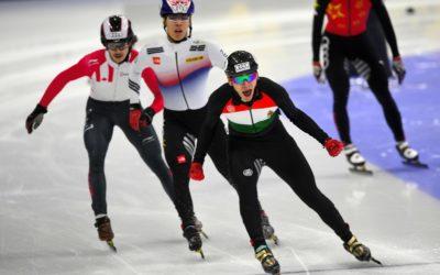 Liu Shaolin Sándor aranyérmes, a férfi váltó kijutott a téli olimpiára