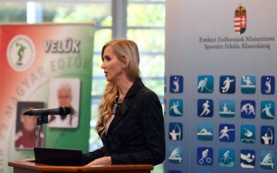 Nemzeti Sportinformációs Rendszer a sportigazgatás egyik alappillére